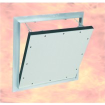 Systém F4 – Revízne dvierka - protipožiarne F 90 / EI 90, D1, C0Sa, C0Sm